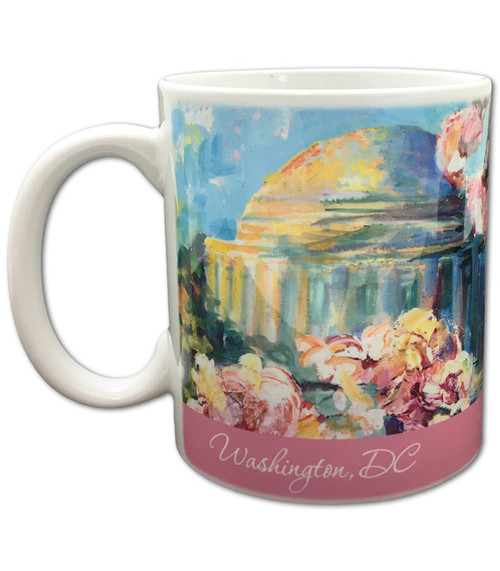 2018 NCBF POSTER ART SUBLIMATION C-HANDLE MUG