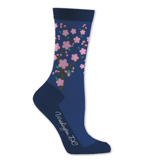 Cherry Blossom Socks