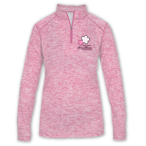 National Cherry Blossom Festival Ladies 1/4 Zip