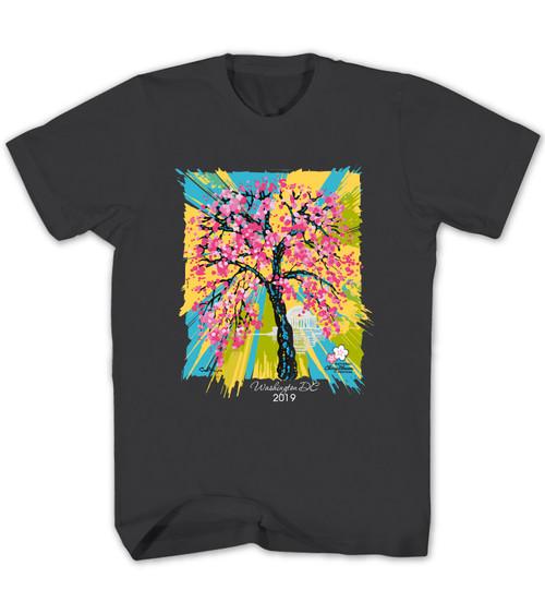 2019 Official National Cherry Blossom Festival Shirt