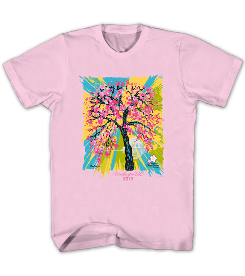 2019 Official National Cherry Blossom Festival Shirt
