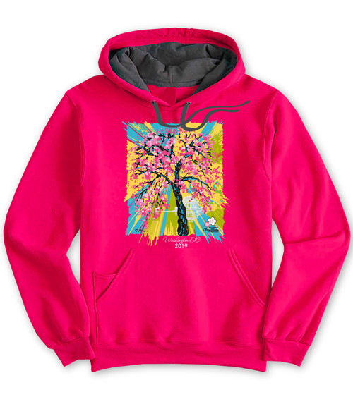 2019 Official National Cherry Blossom Festival Hoodie