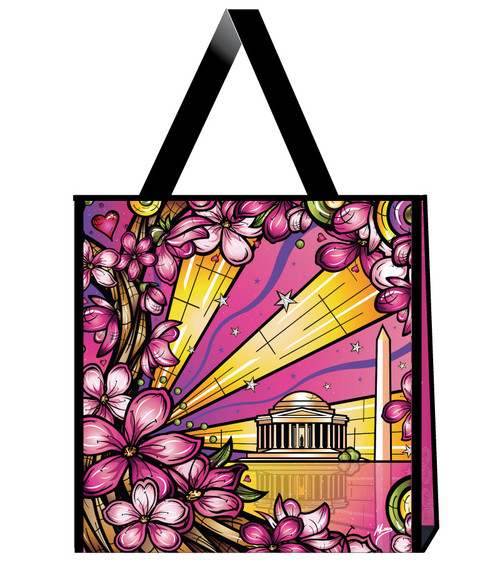 2020 Official National Cherry Blossom Festival Tote Bag