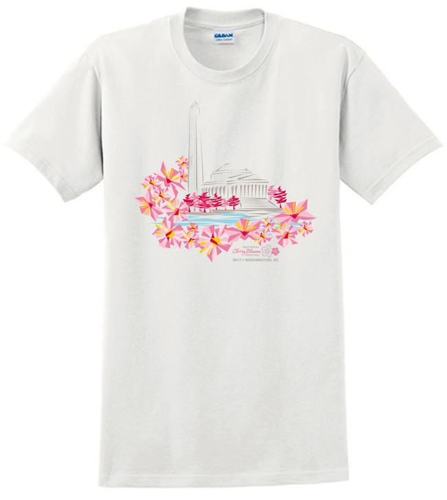 2017 Official Festival T-Shirt - White