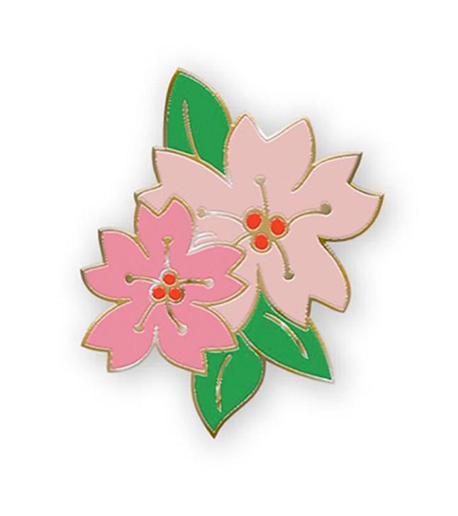 2018 National Cherry Blossom Festival Lapel Pin