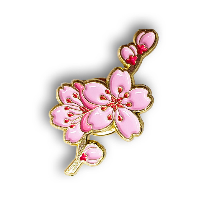 2021 Official National Cherry Blossom Festival Lapel Pin