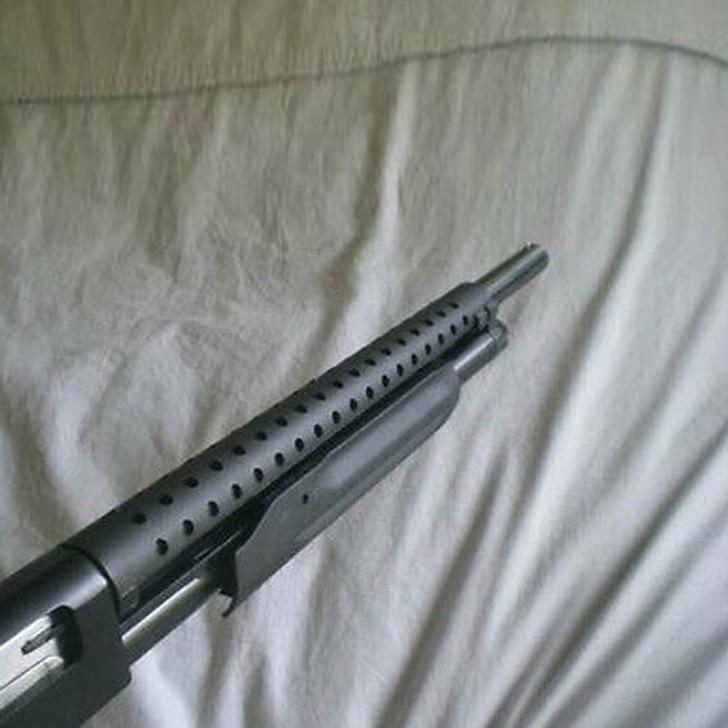 Pardner Pump Heat Shield  12 Gauge Tactical Shotgun Barrel Shroud Forend