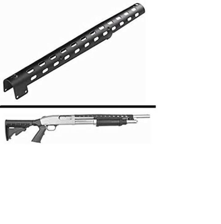 MOSSBERG 590 500 Tactical Steel HEAT SHIELD 12 Gauge Smooth Tactical