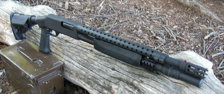 Akkar Churchill Heat Shield Tactical Shotgun12 Gauge Shroud
