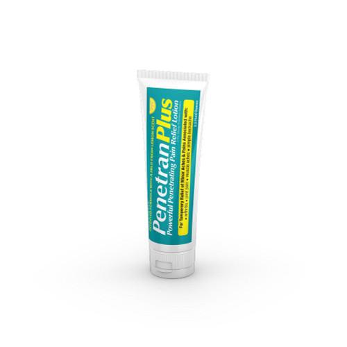 Penetran Plus Pain Relief Lotion With Lemon Scent - 2.5 oz Tube