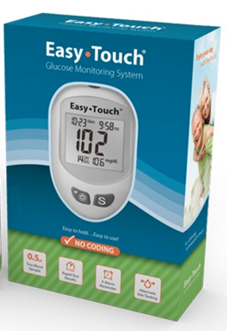 EasyTouch®Glucose Monitoring System