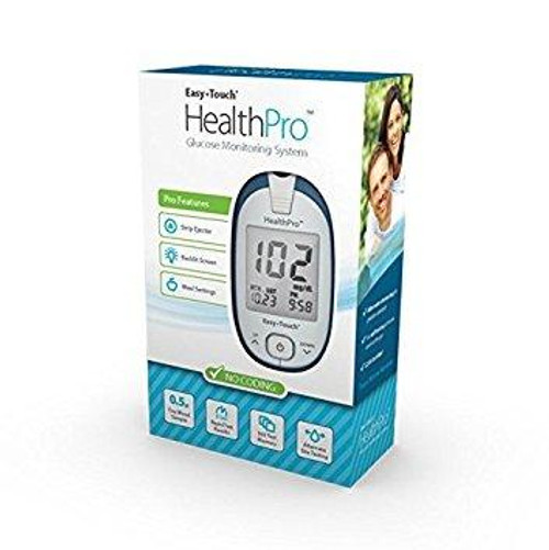 EasyTouch®HealthPro Glucose Monitoring System