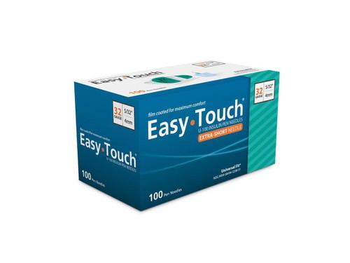 EasyTouch®Pen Needles - 32G