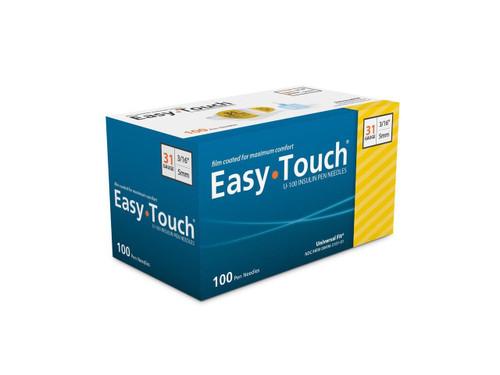 EasyTouch®Pen Needles - 31G