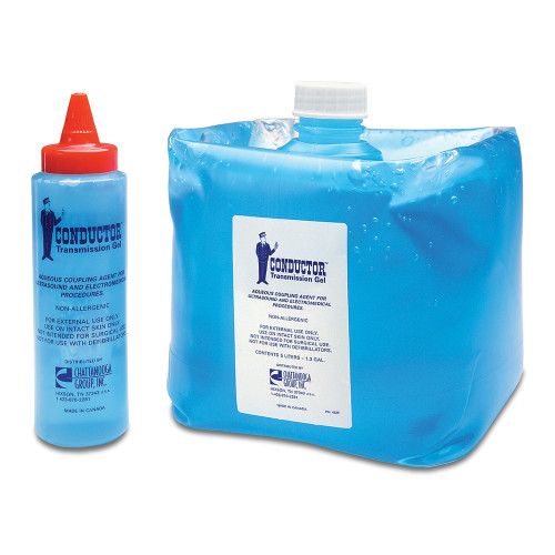 Chattanooga® Conductor Ultrasound Gel, Blue