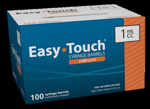 EasyTouch® Luer Lock Barrel 1mL