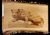 Nittany Lion Shrine Etching, Large