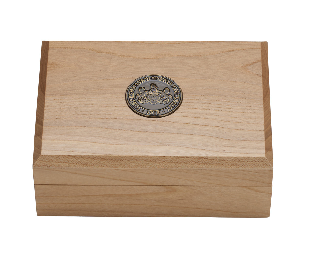 Penn State Elms Collection Keepsake Box With Medallion The Penn