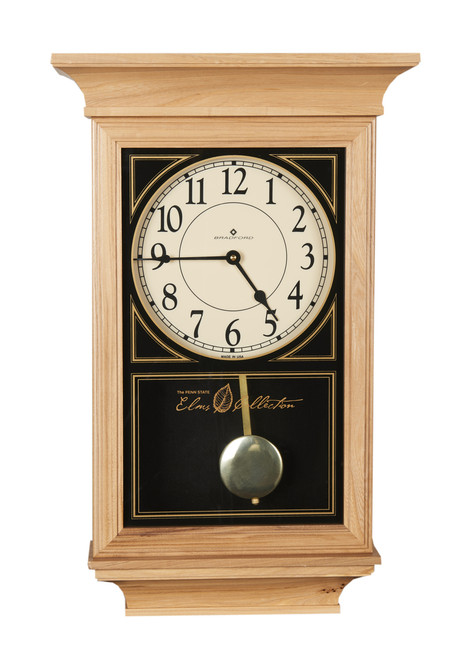 Penn State Elms Collection Wall Clock