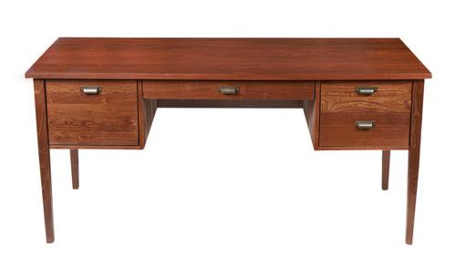 Penn State Elms Collection Executive Desk