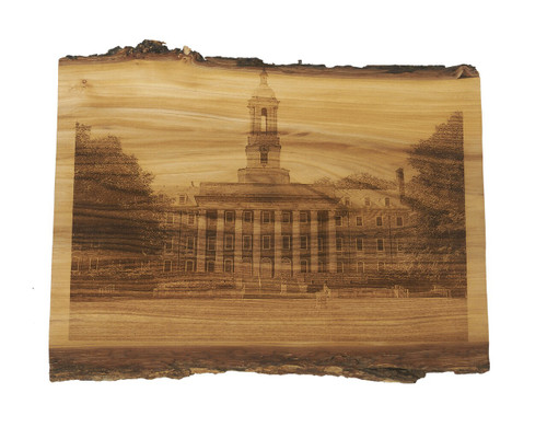 Traditional Old Main Etching, Large