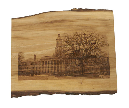 Eastern Old Main Etching, Large