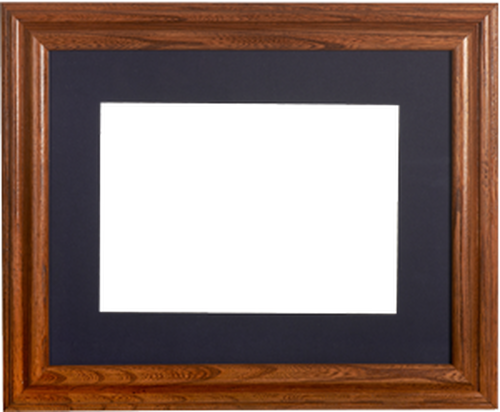 Penn State Elms Collection Art or Photo Frame with Matting, 11x14