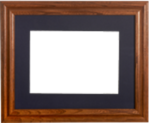 Penn State Elms Collection Art or Photo Frame with Matting, 8x10