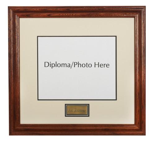 Penn State Elms Diploma Frame