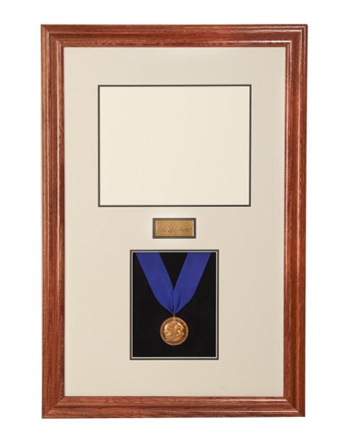 Schreyer Honors College Medal Diploma Frame