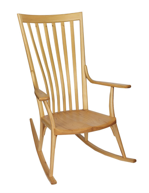 Penn State Elms Collection Artisan Line Rocking Chair
