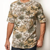 GAMEGUARD DESERT CAMO  COTTON TEE - MENS SHIRT   - 1009GGC