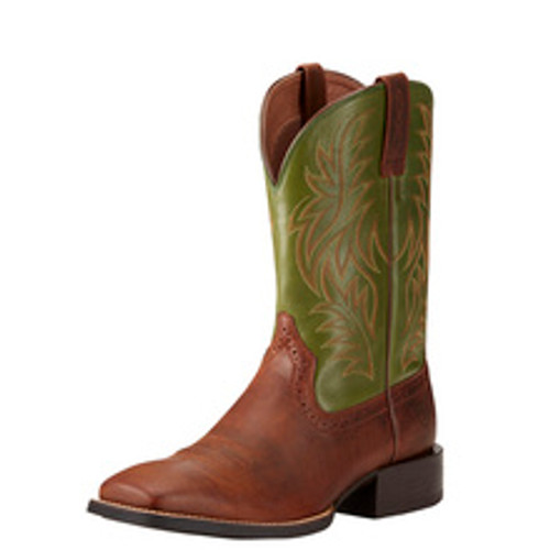 ARIAT SPORT WESTERN WIDE SQUARE TOE - BOOT MENS WESTERN - 10021724