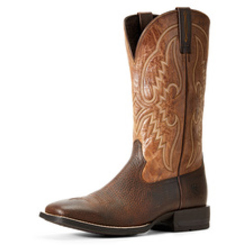 ARIAT ROUND PEN WESTERN BOOT - BOOT MENS WESTERN - 10029691