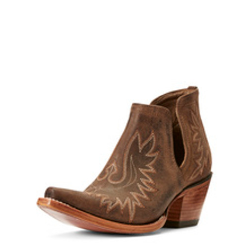 ARIAT DIXON - WEATHERED BROWN - BOOT LADIES   - 10027282