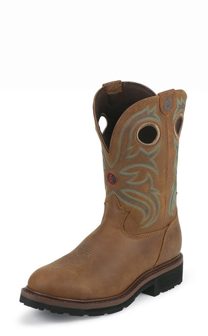 TONY LAMA SNYDER STEEL TOE - BOOT MENS WORK - RR3206