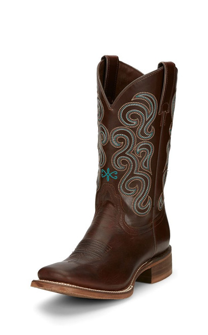 NOCONA PALOMA CHOLATE WESTERN BOOT - BOOT LADIES   - NL5425