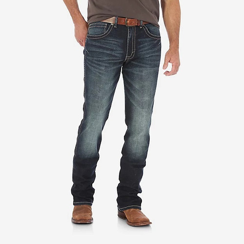 WRANGLER 20X® NO. 44 SLIM FIT STRAIGHT - MENS JEANS   - 44MWXDN