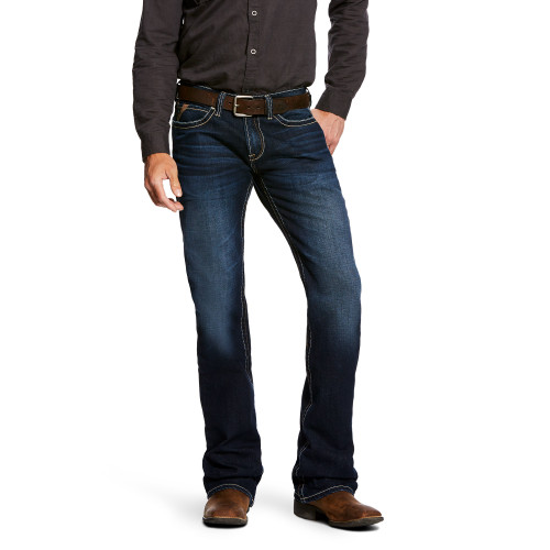 ARIAT M7 ROCKER CONCORD STRETCH - MENS JEANS   - 10026681