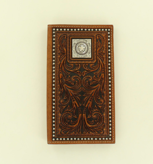 NOCONA STAR INSET RODEO WALLET - ACCESSORIES WALLET   - N5410402