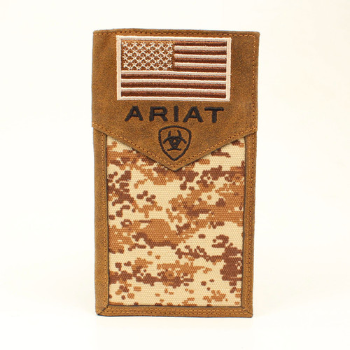 ARIAT DIGITAL CAMO RODEO WALLET - ACCESSORIES WALLET   - A3536444