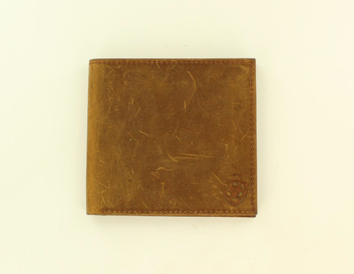 ARIAT DISTRESSED BIFOLD WALLET - ACCESSORIES WALLET   - A3530744