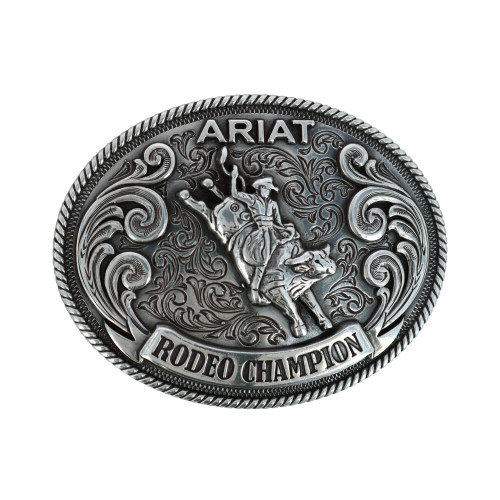 ARIAT YOUTH BULL RIDER BUCKLE - ACC BUCKLE   - A36000