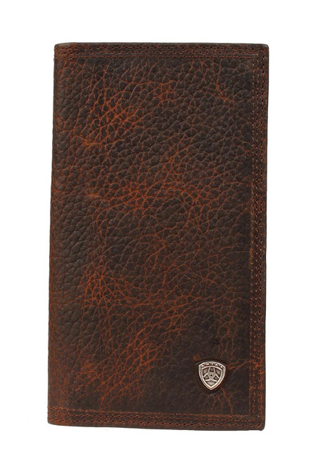 ARIAT DARK COPPER RODEO WALLET - ACCESSORIES WALLET   - A35118282