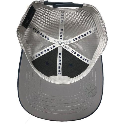 HOOEY DALLAS COWBOYS WHITE NAVY - HATS CAP   - 7003T-WHNV
