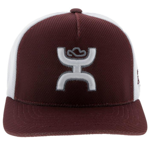 HOOEY A&M MAROON CAP - HATS CAP   - 7017MAWH