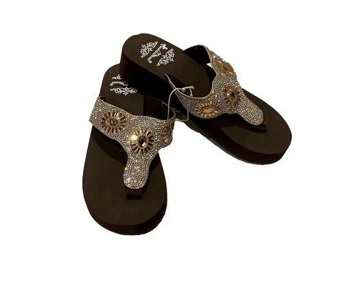 MONTANA WEST BLING BLING COLLECTION - FOOTWEAR LADIES   - SE83-S088CF