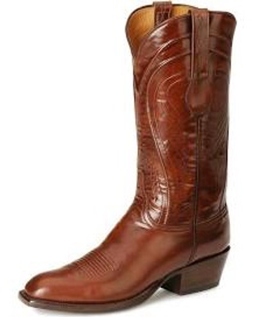 LUCCHESE HANDMADE CLASSICS SEVILLE GOAT - BOOT MENS WESTERN - GC9199.13