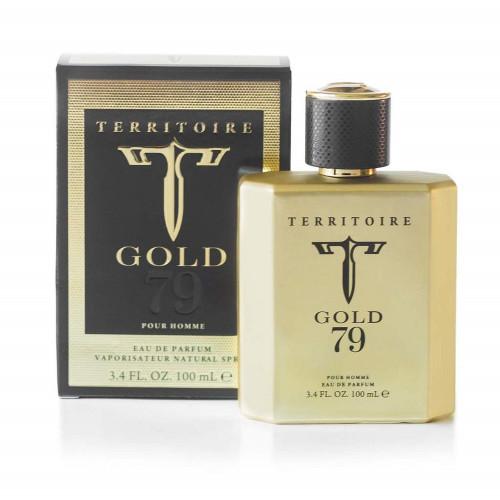 B&D TERRITOIRE GOLD - FRAGRANCES     - 10058