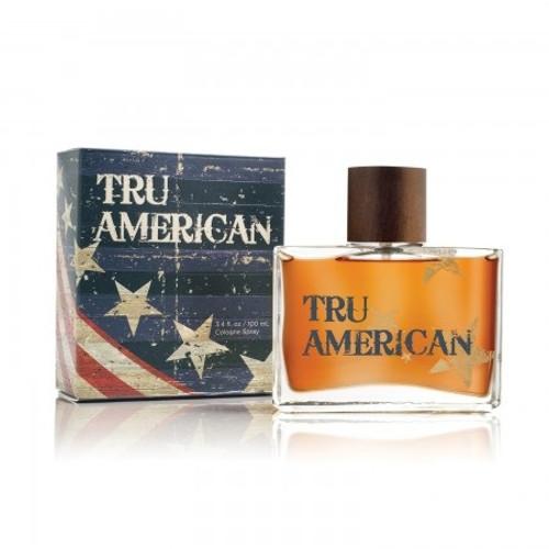 TRU FRANGRANCE TRU AMERICAN - FRAGANCES     - 90081